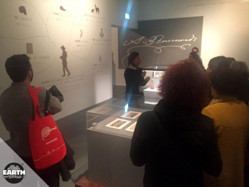 Visita al Museo Raimondi di Lima