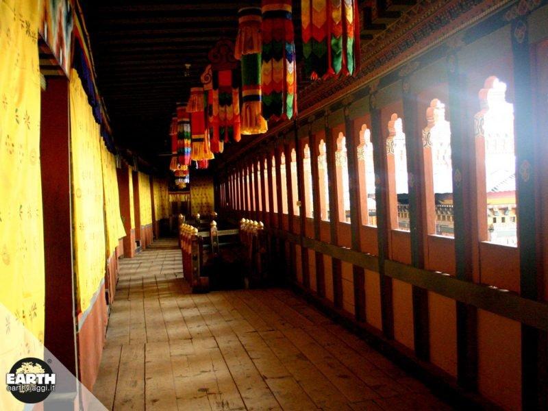 Thimphu, la capitale senza semafori