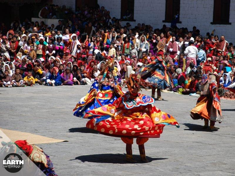 In Bhutan per il Festival di Punakha