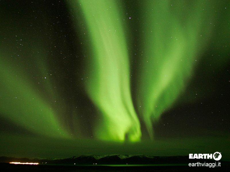 Dove vedere l'aurora boreale: una piccola guida