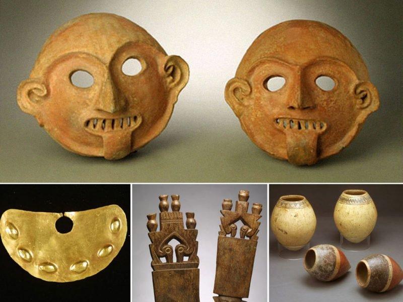 Visita guidata al Museo de Arte Precolombino di Cusco