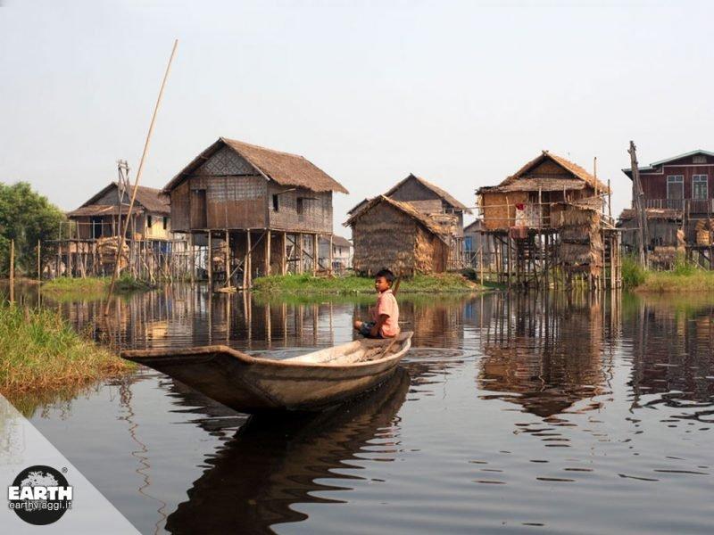Alla scoperta della natura del Myanmar