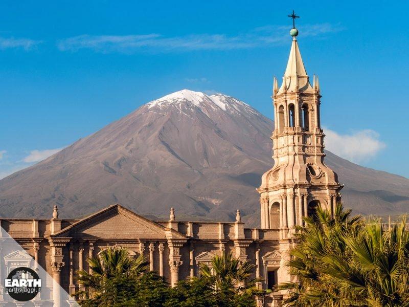 Piccola visita guidata ad Arequipa