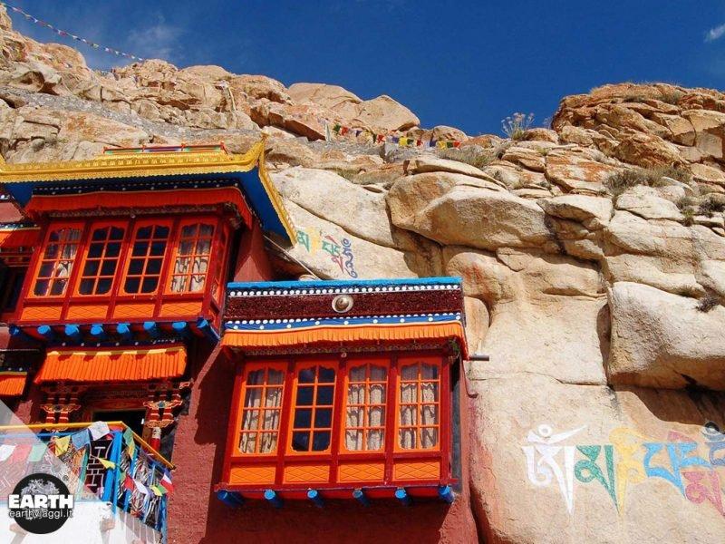 monastero di Thag Thog, Ladakh