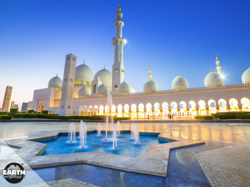 Alla scoperta delle moschee più belle del mondo
