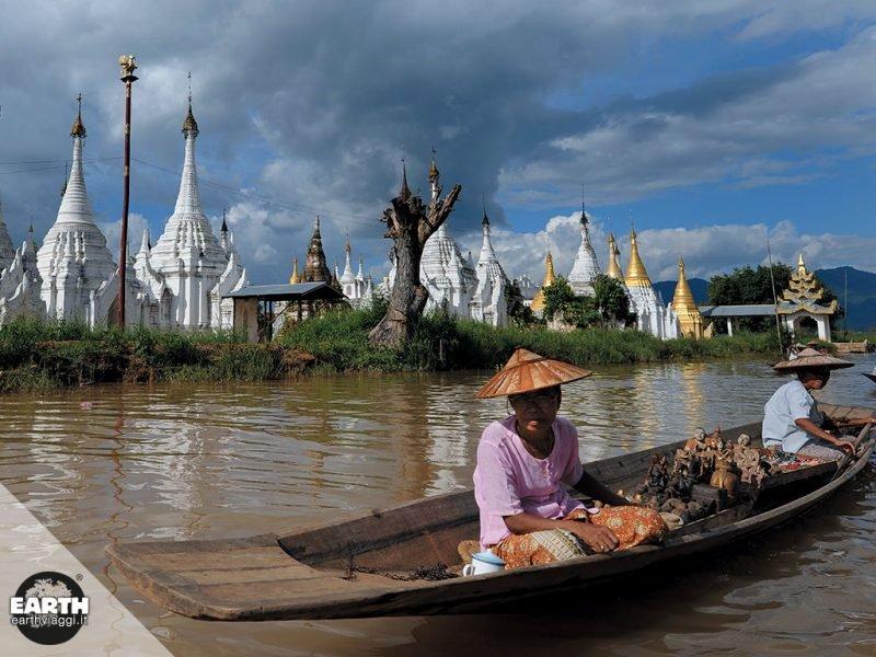 Il Myanmar visto dai grandi scrittori del passato