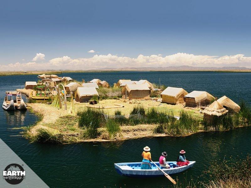 Lago Titicaca, alla scoperta delle culture delle Ande