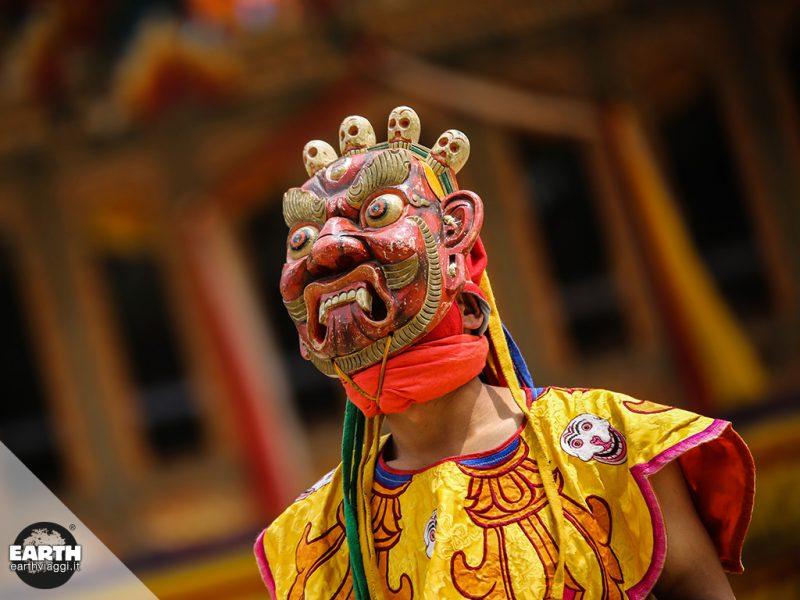 In Bhutan per il Festival di Jambay Lhakang