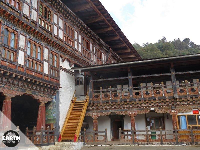 In viaggio verso Trongsa, nel cuore del Bhutan