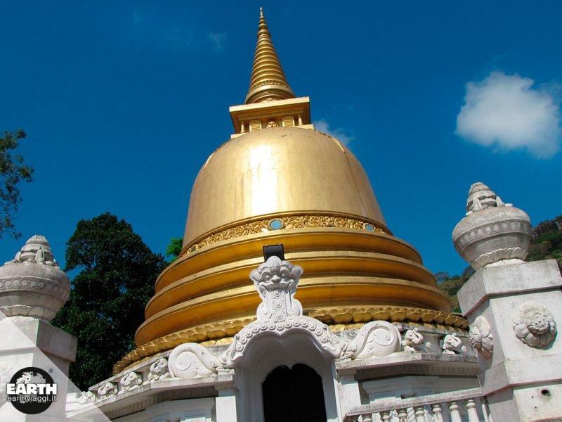 Dambulla, arte e spiritualità in Sri Lanka