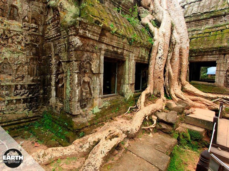Lo splendore dell'Asia vive ad Angkor Wat