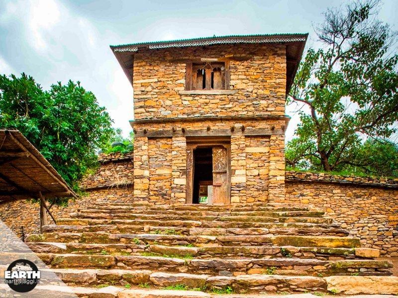 Etiopia, alla scoperta del Tempio della Luna di Yeha