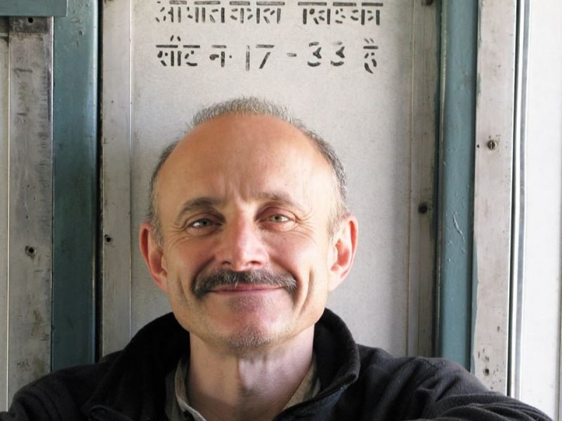 Il grande viaggio: intervista a Giuseppe Cederna