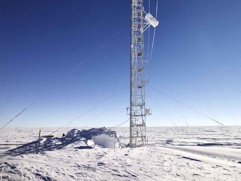 Vivere in Antartide: intervista a Filippo Calì Quaglia