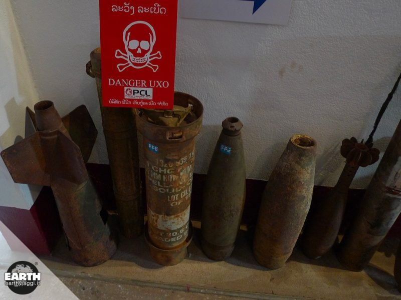 Legacies of war: la C.O.P.E. di Vientiane (Laos)