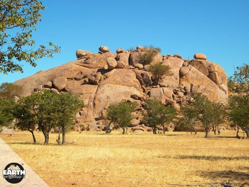 La storia millenaria della Namibia vive a Twyfelfontein