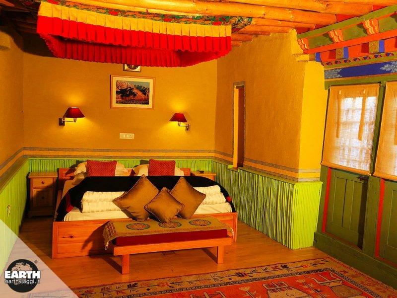 Dormire in un vero palazzo del Ladakh: Stok Palace