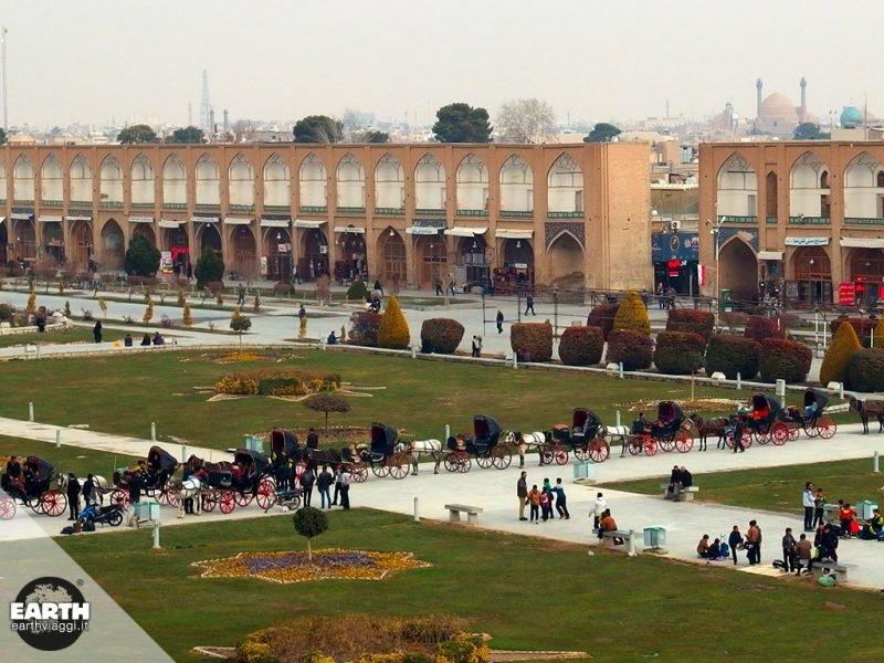 Isfahan, la perla del Medio Oriente