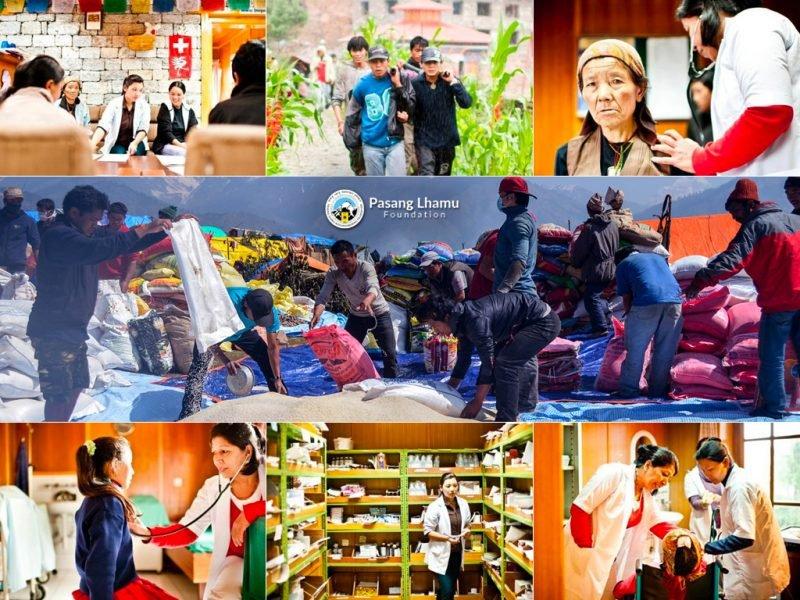 Viaggiare sostenibile: la Pasang Lhamu Foundation