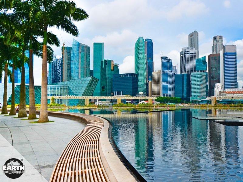Vivere a Singapore: intervista a Valerio Rossi