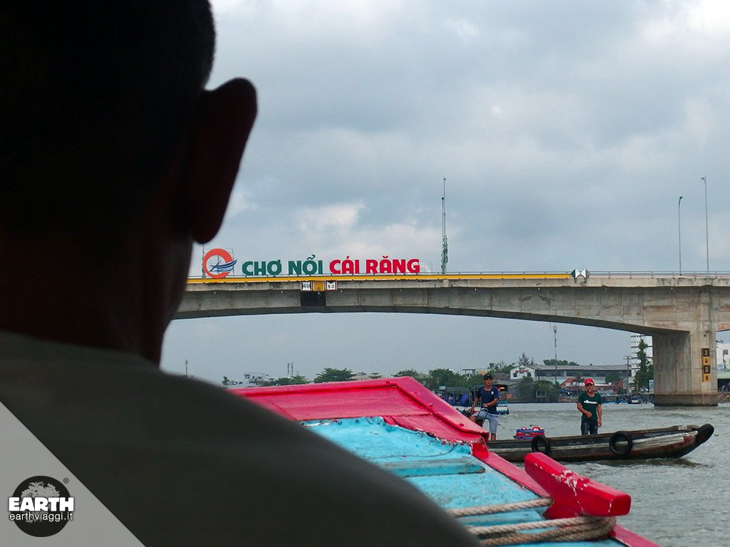 Cai Rang, l'ultimo mercato galleggiante sul Mekong?