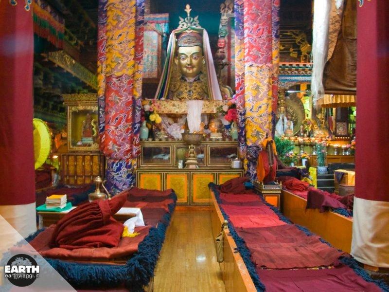 Lhasa, visita guidata al tempio di Jokhang