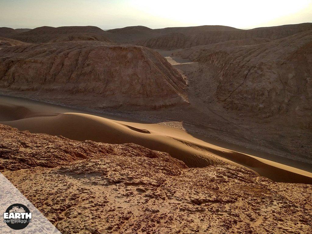 Dasht-e Lut: il luogo più rovente sulla Terra