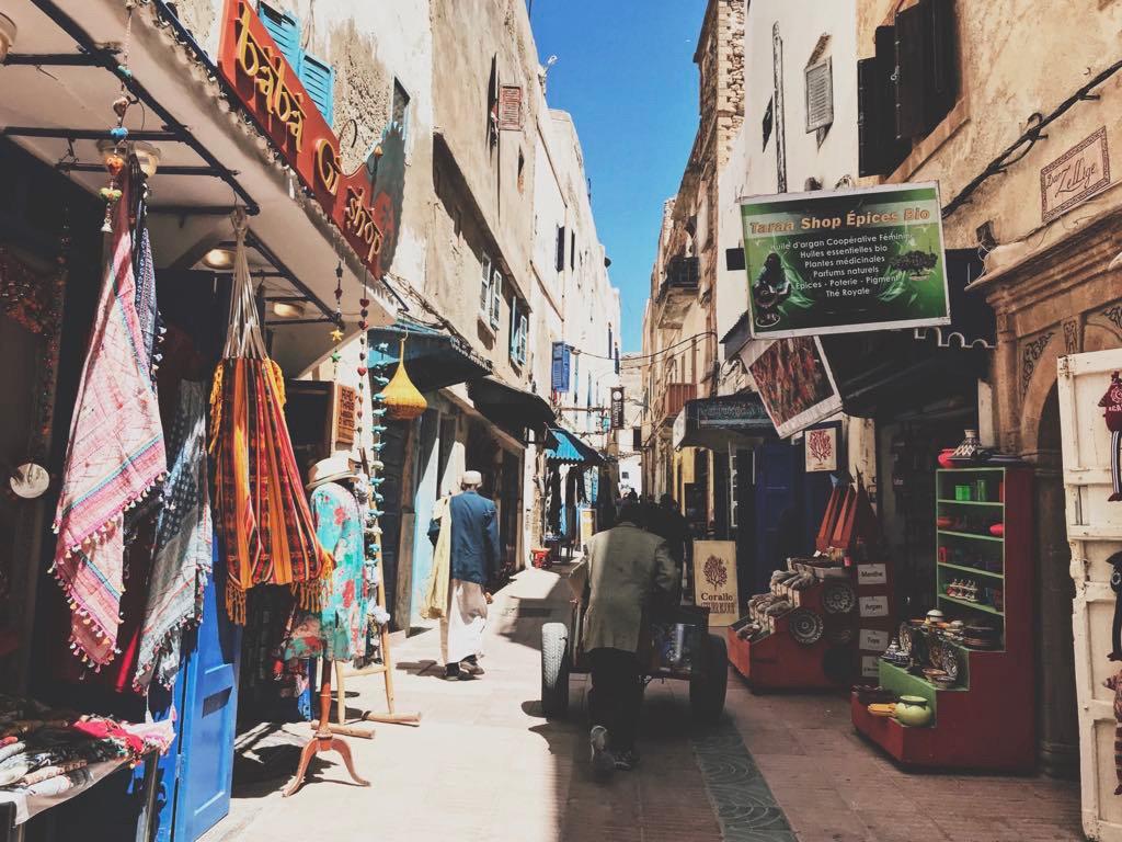 Lascia la mappa in tasca e segui l'istinto: perdersi e ritrovarsi a Marrakech