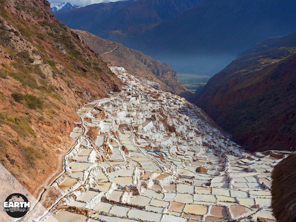 Alla scoperta delle saline di Maras in Perù