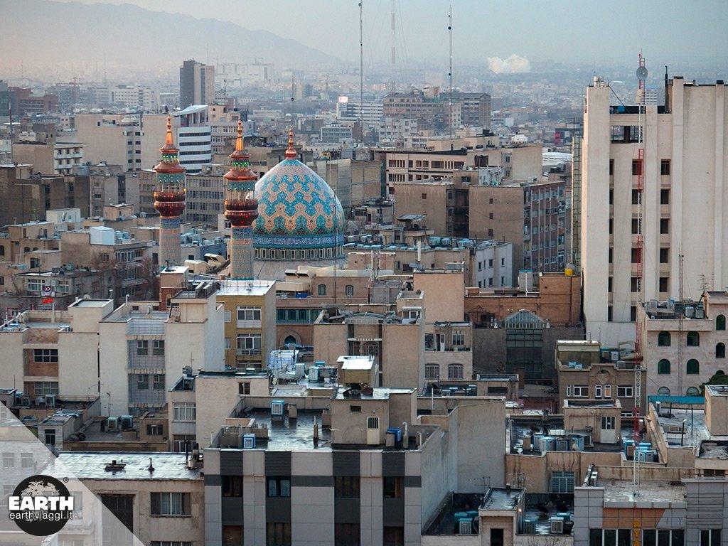 Tehran ed i suoi gioielli