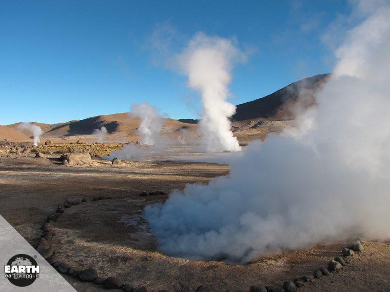 Alla scoperta dei geyser del Tatio in Cile