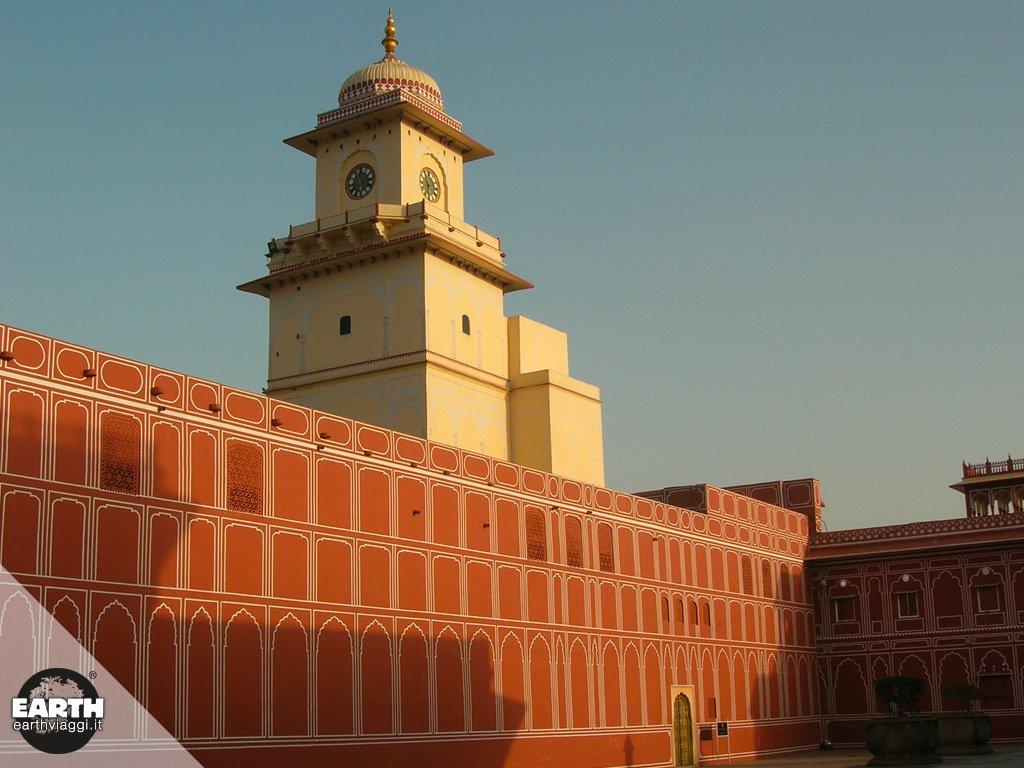 Il lassi indiano di Jaipur