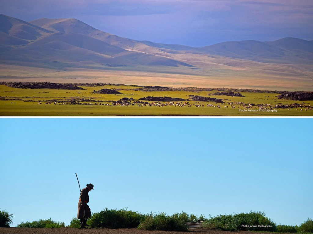 Mongolia: verso il deserto del Gobi