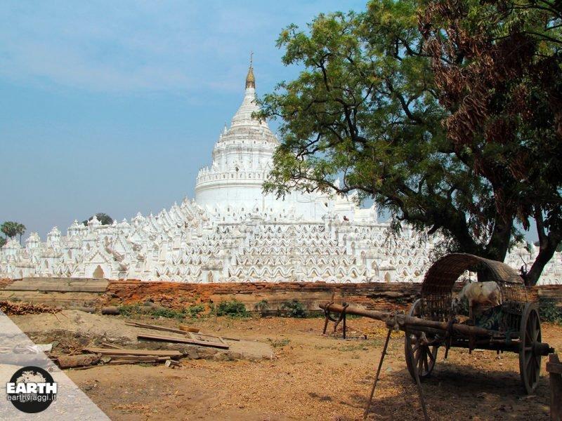 Mingun, l'antica città reale del Myanmar