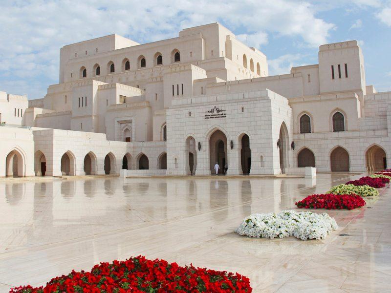 La grande architettura dell'Oman, guida alle attrazioni principali