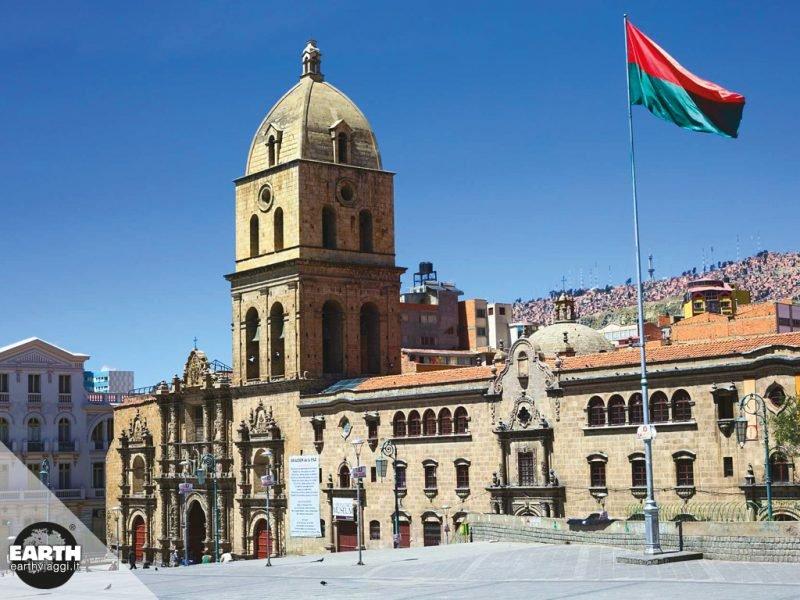 La Paz, una capitale d'alta quota