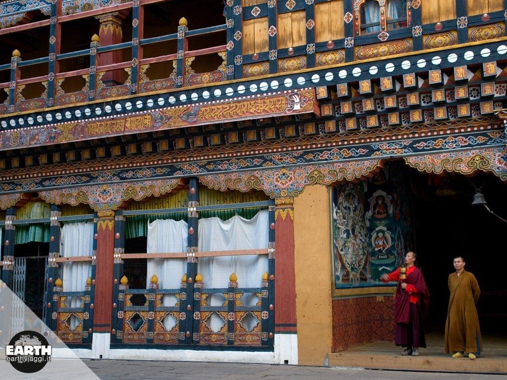 Un angolo di spiritualità nel mondo: Paro, Bhutan