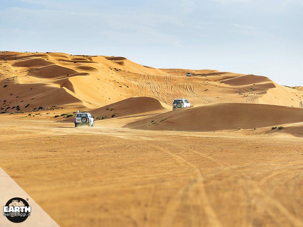 Wahiba Sands: piccola guida al deserto dell'Oman