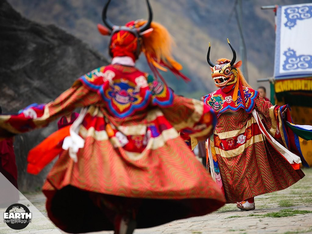Earth Cultura e Natura  in Bhutan con Lonely Planet