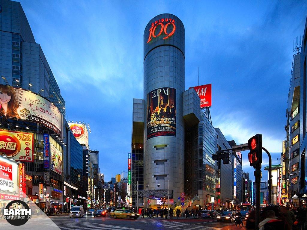 Cosa visitare a Tokyo: la top ten di Earth Viaggi