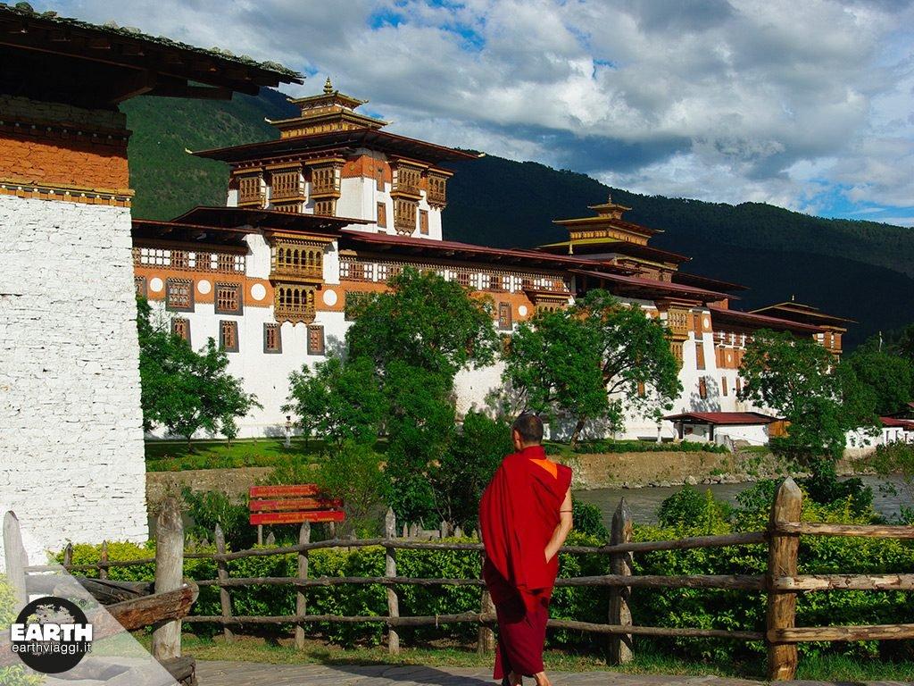 Lo Dzong di Punakha: un luogo chiave della storia del Bhutan