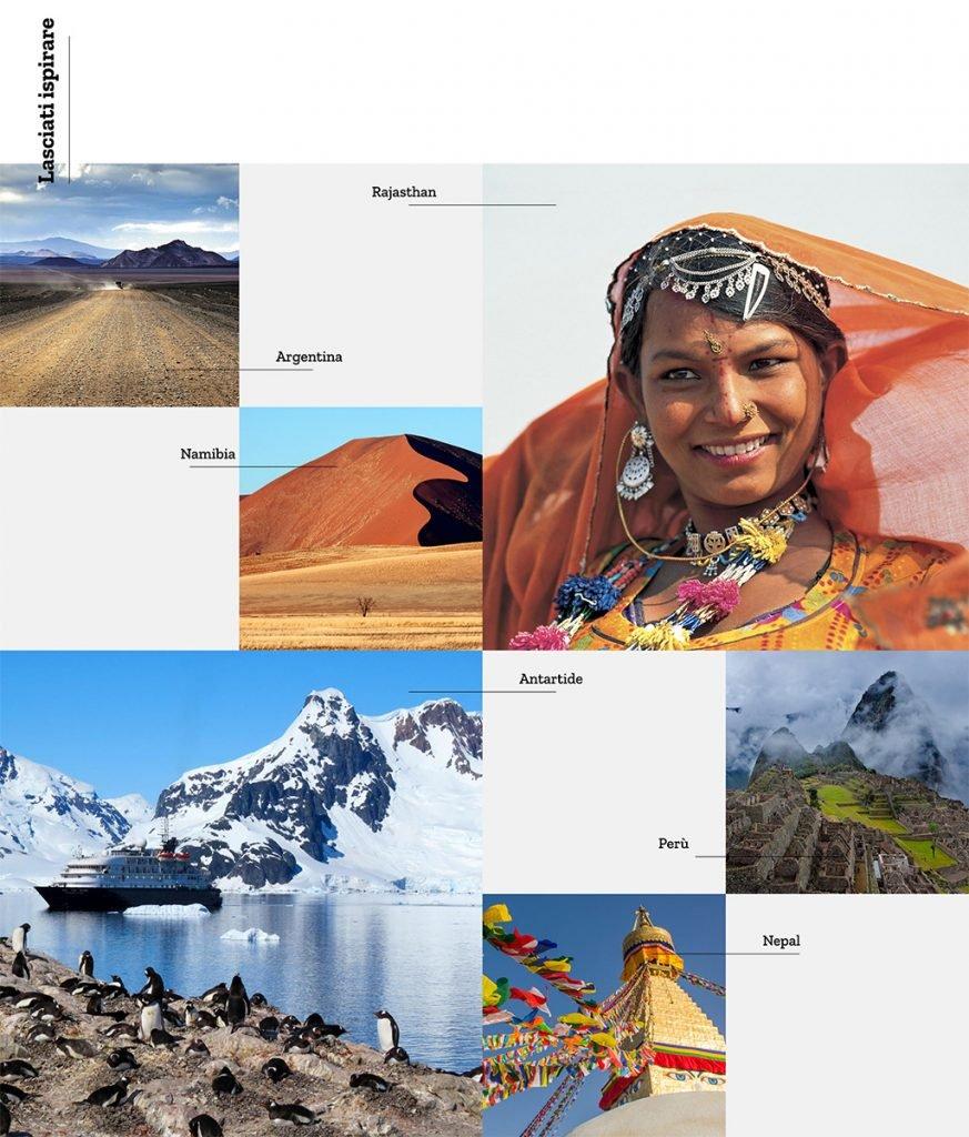 Un nuovo viaggio, una nuova avventura, il nuovo sito di Earth Viaggi!