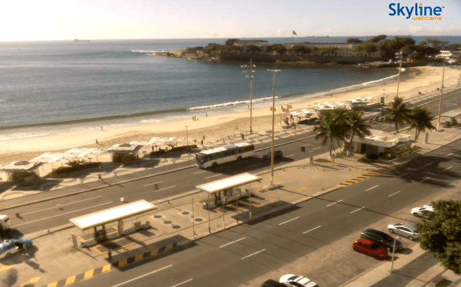 Viaggiare da casa con le webcam dal mondo