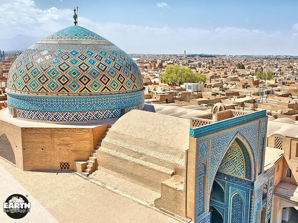 Suggestioni e incanto nelle forme dell'arte islamica