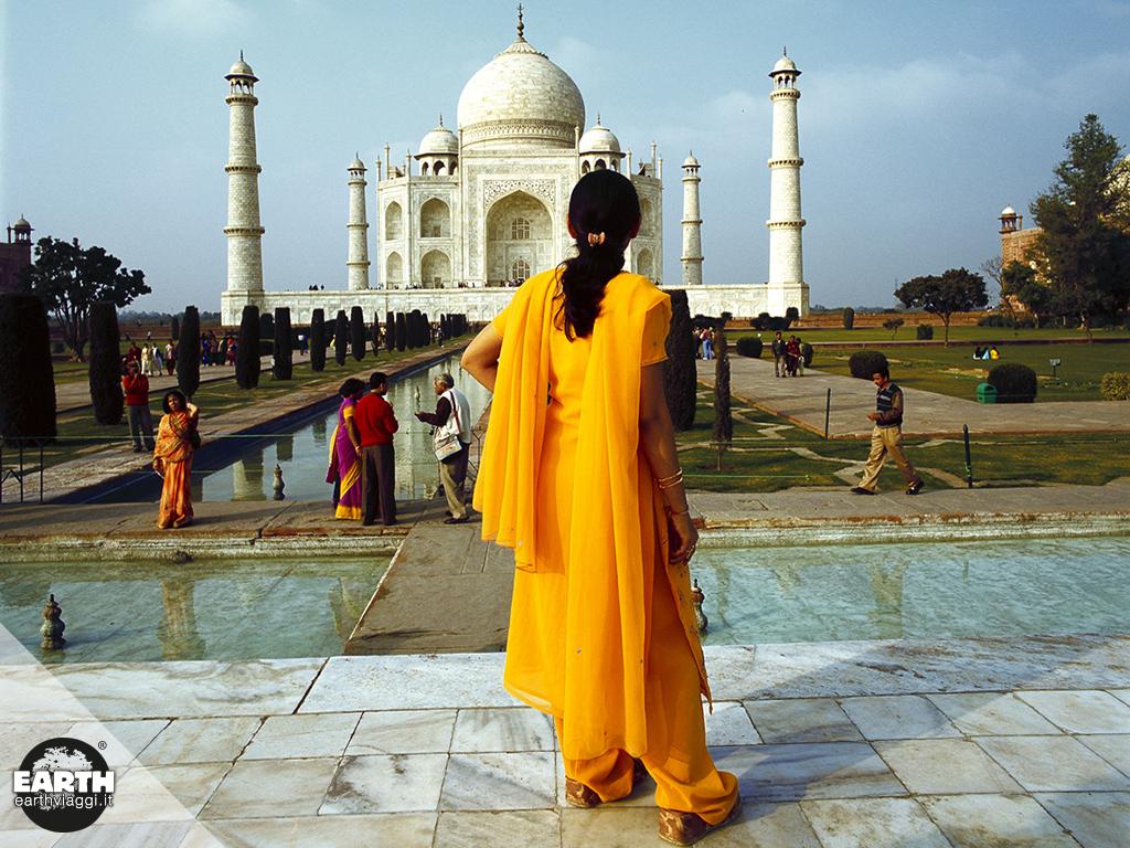 Taj Mahal, la meraviglia dell'India