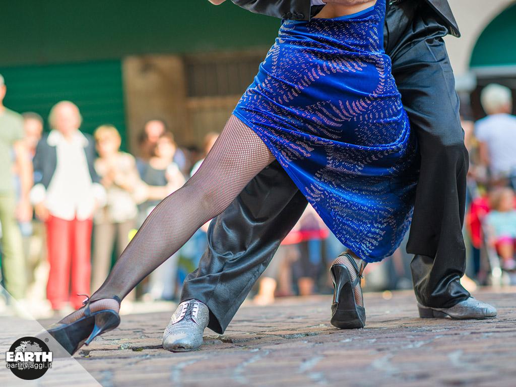 Buenos Aires a ritmo di tango!
