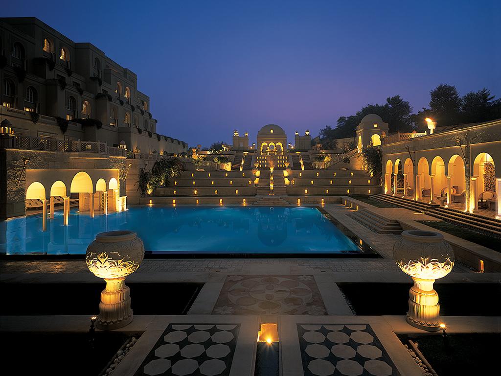 Oberoi, visitare l'India con stile