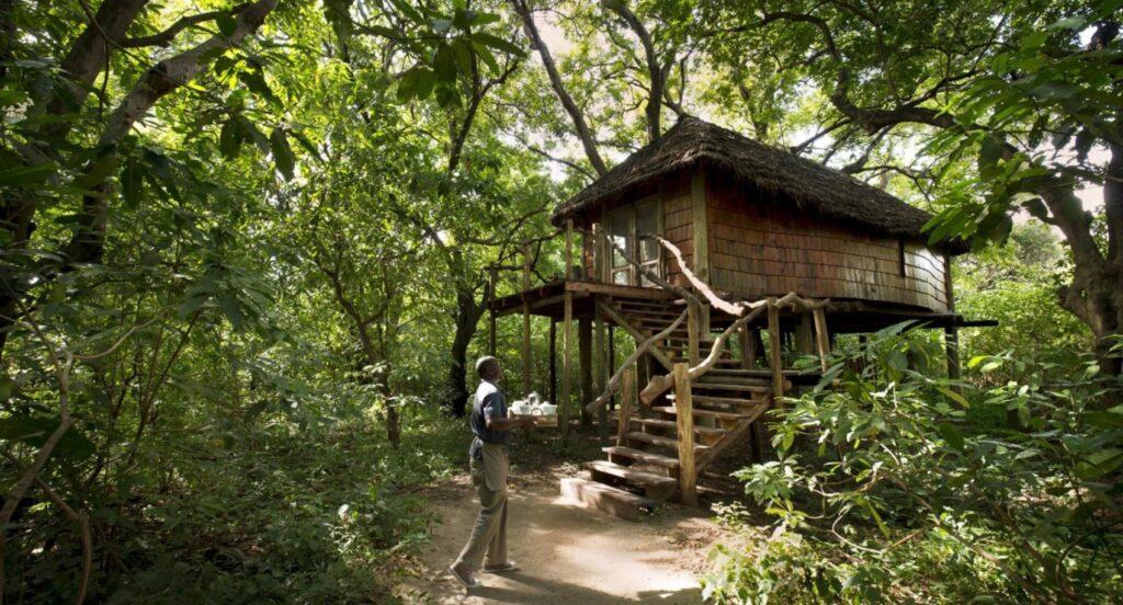 Tanzania, atmosfere da sogno al &Beyond Lake Manyara Tree Lodge