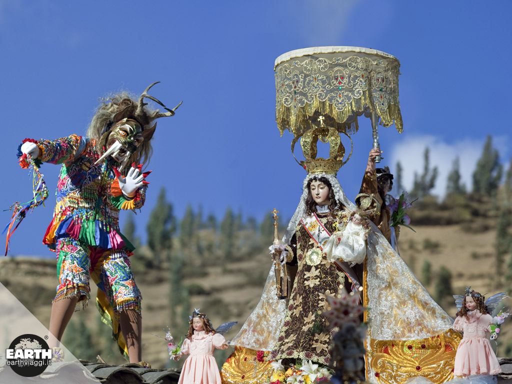 Alla scoperta del Paucartambo Festival in Perù