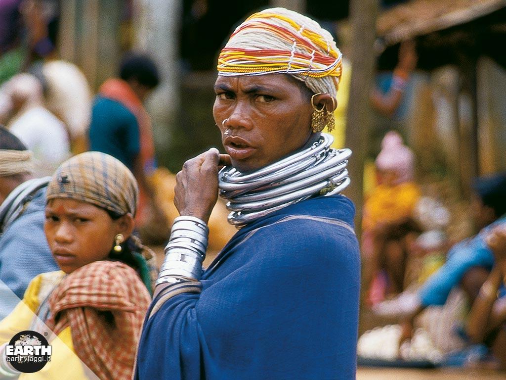 Alla scoperta delle tribù dell'Orissa